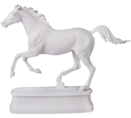 Animalistic sculpture